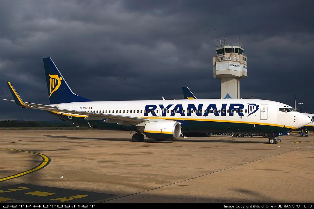 Ryanair - Boeing 737