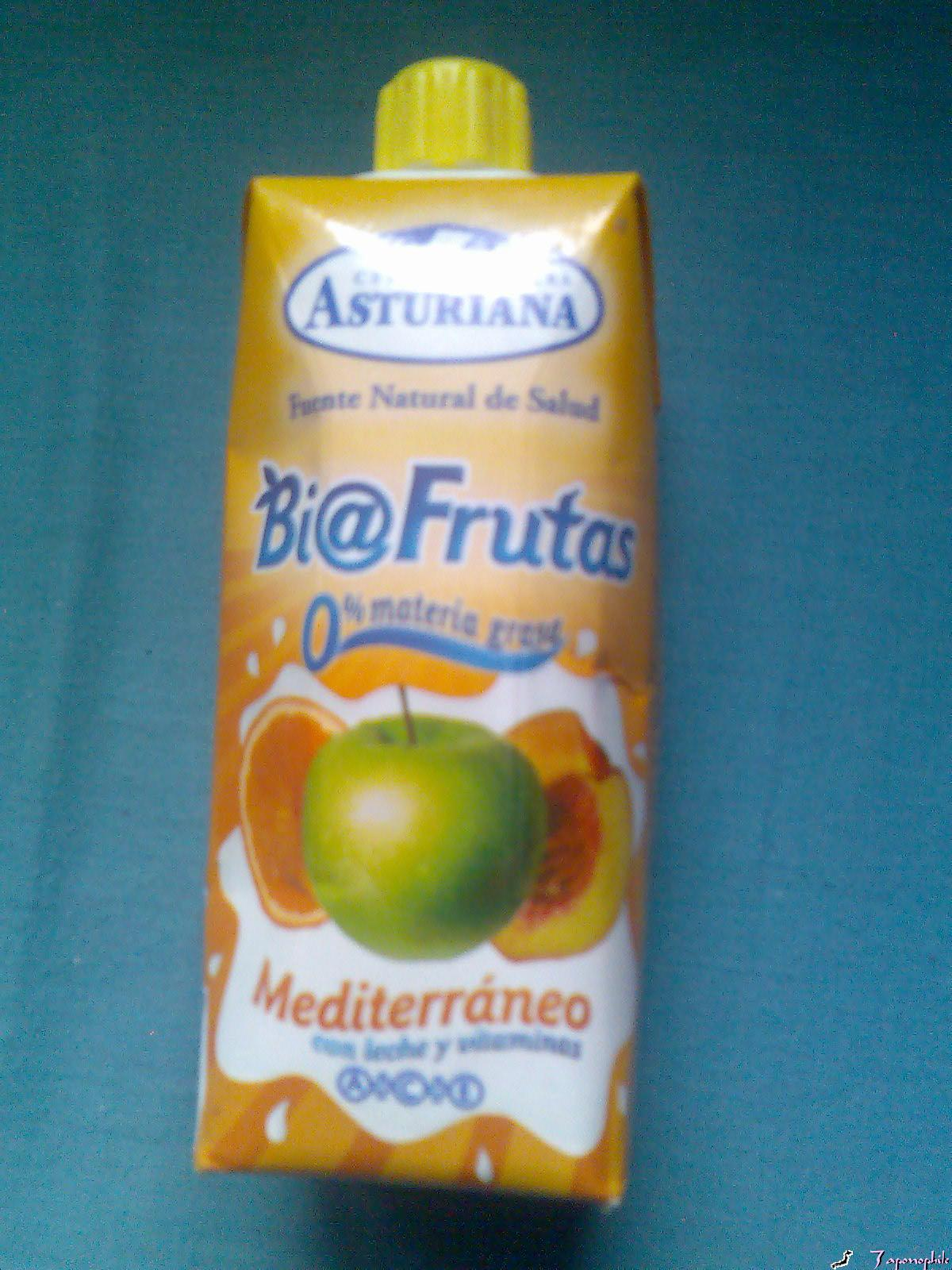 Bi@Frutas de Central Lechera Asturiana