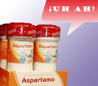 Un ejército de aspartamos