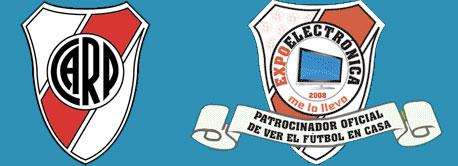Expoelectrónica 0 - River Plate 1