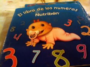 El libro de los números, que no de las tildes