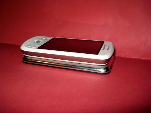 HTC Magic + iPod Touch (1G)